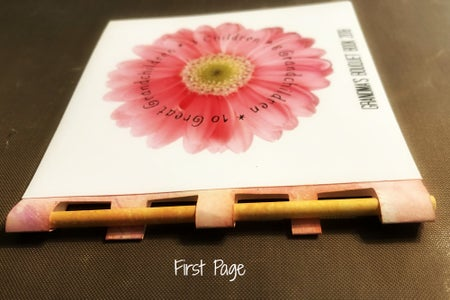 Bind the Pages Together