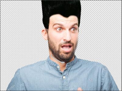 Step 1 - Add the Hair