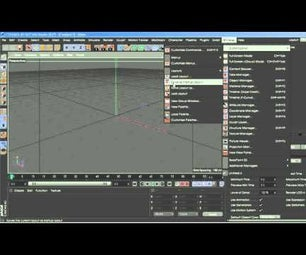 Create and Save Your Own Interface in Cinema 4D
