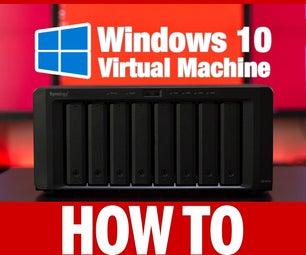 Windows 10 Virtual Machine on a Synology NAS