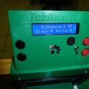 Marcador de futbolín Arduino (Sensor IR LED)