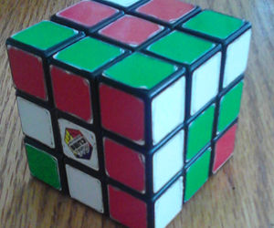 How To Do Rubicks Cube Patterns