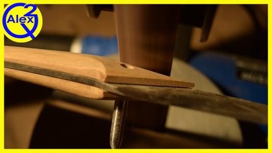 Refining the Handle Shape