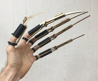 Articulated Finger Extensions