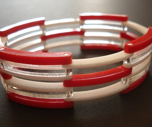 Creating a Repeating Unit Bracelet