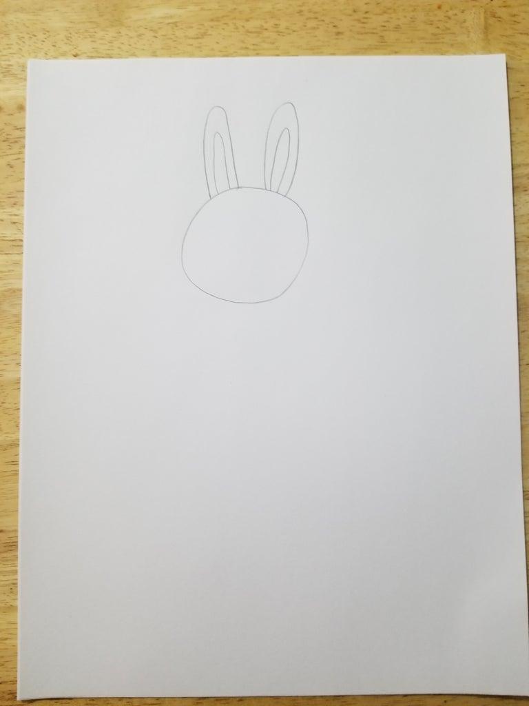 Draw the Inner Ears