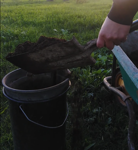 Add Potting Soil