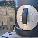 How to Make a Cold Smoker - Door