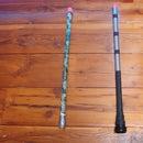PVC Dart Shooter and Darts