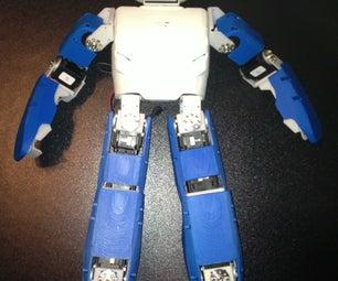 Robot Cloning by DIY 3d Printers!