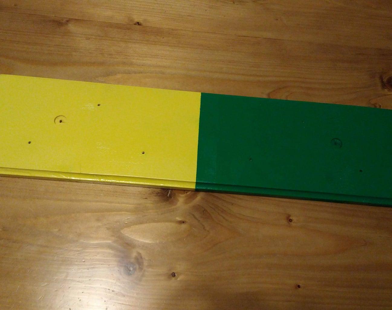 Paint Back Board:
