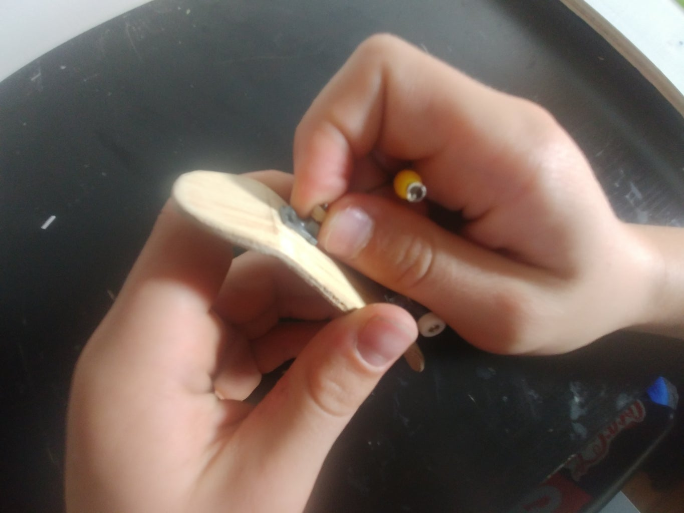 Apply to Fingerboard
