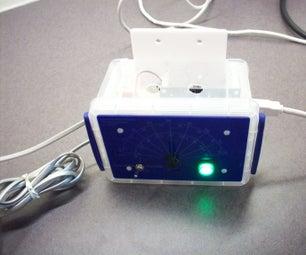 Internet Connected Water Leak Detector