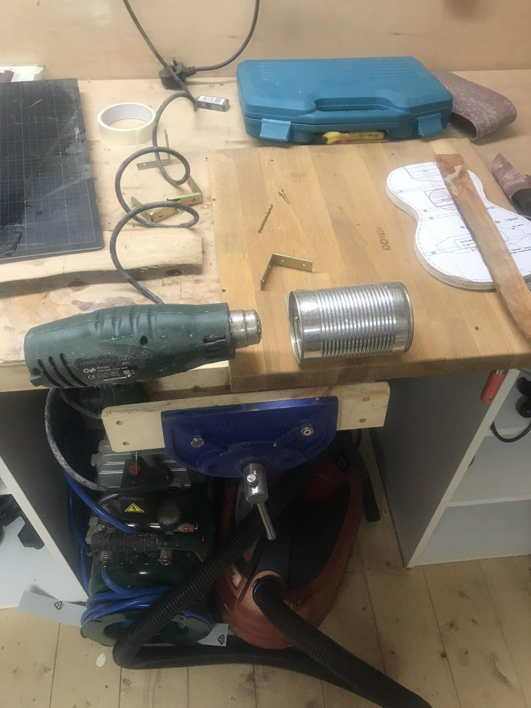 Bending the Sides With a Can of Beans