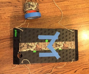 Pick-Pocket Proof Backpack Made From Scratch