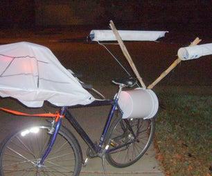 Bicycle Starship Enterprise