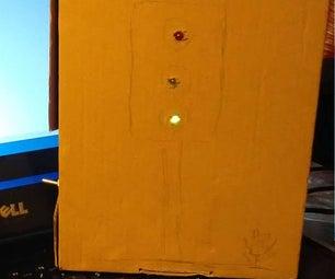 Traffic Lights Using Arduino