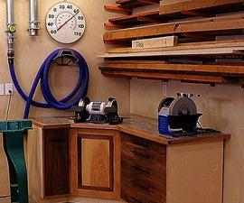 Lathe Utility Cabinet