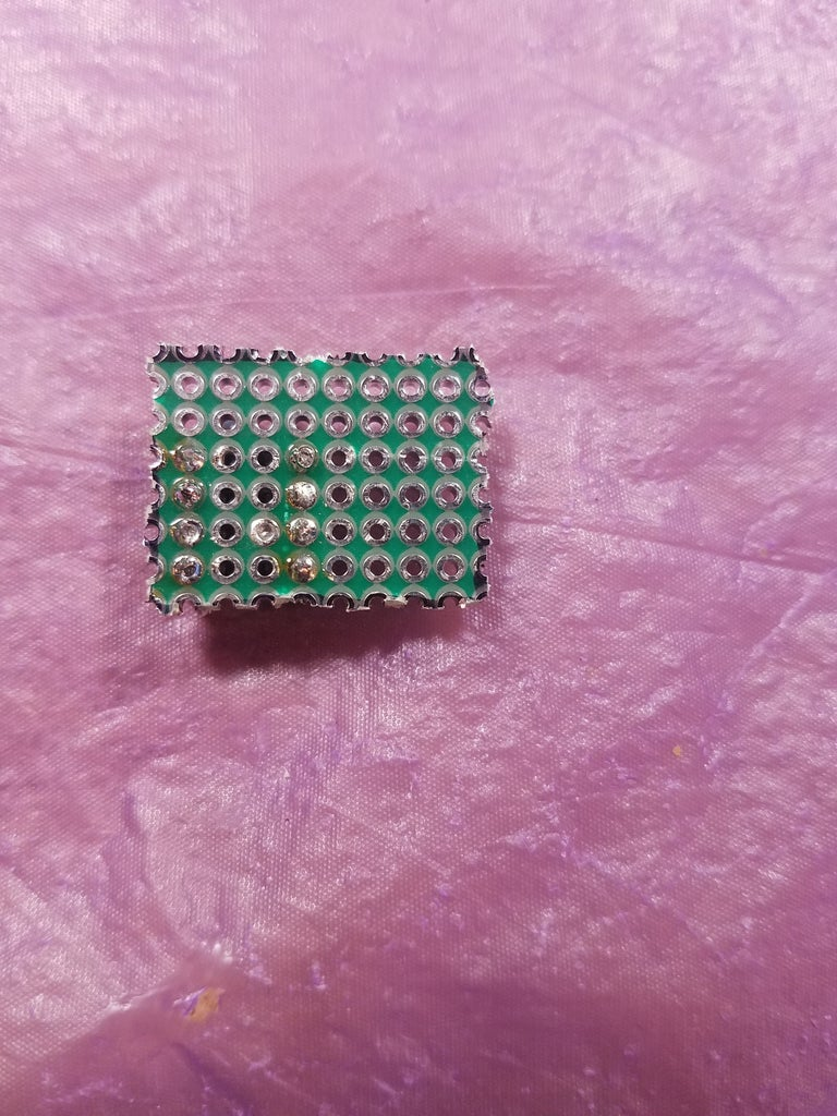 Solder on the SOIC Socket and JST Connector
