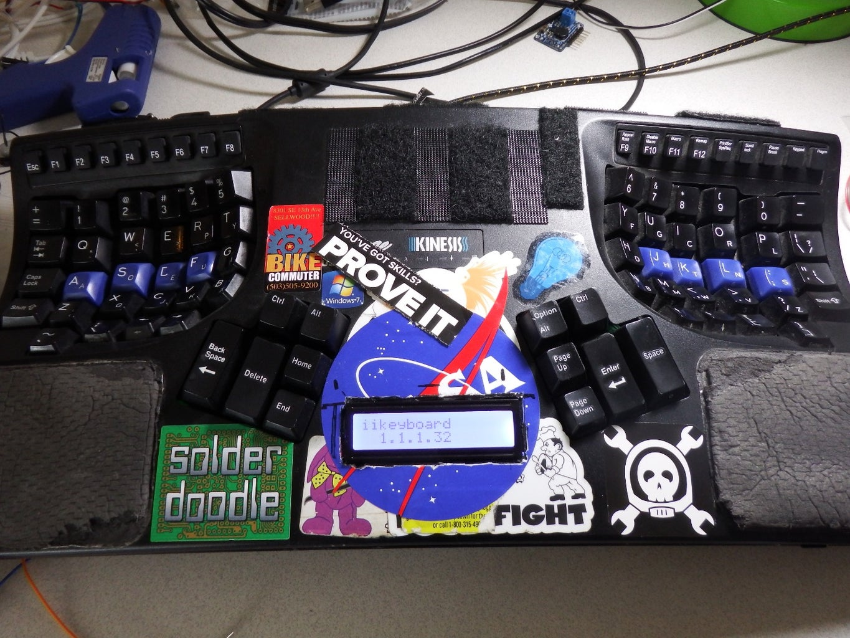 Retrofit the Keyboard