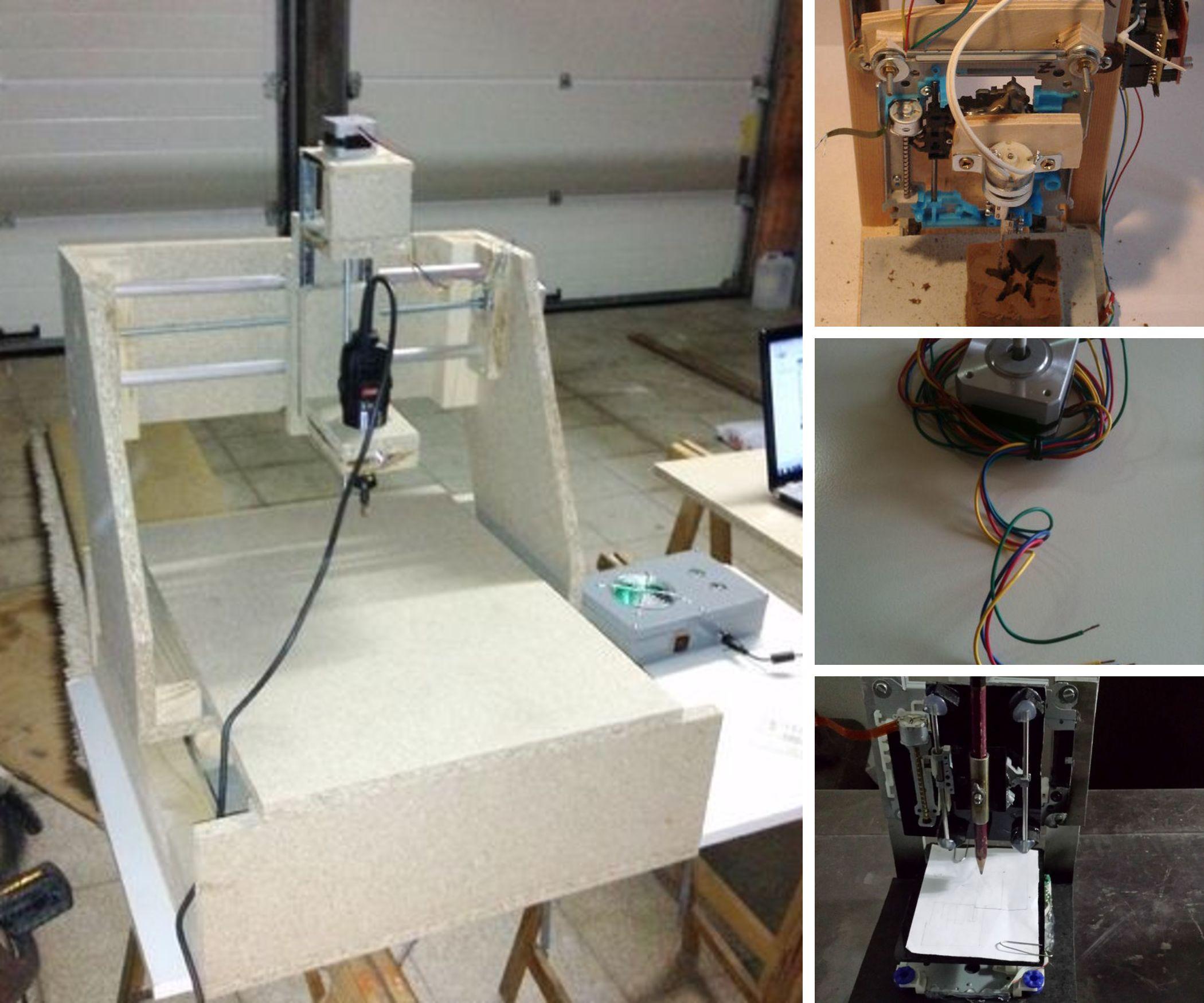 Arduino CNC Machine