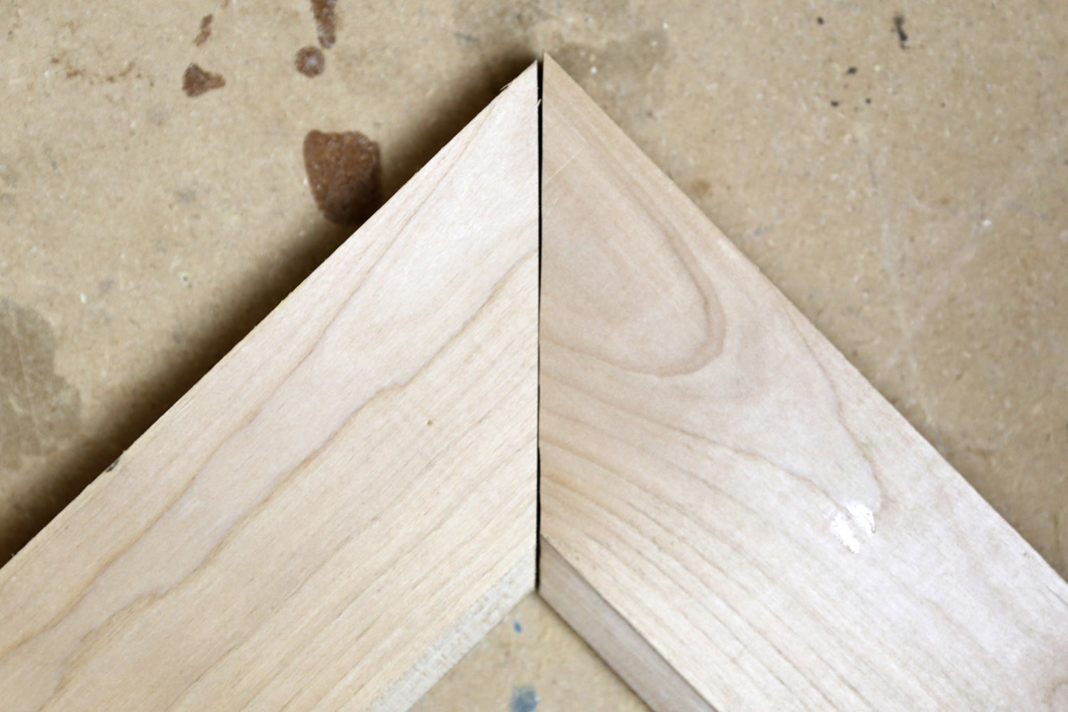 Truing Up Mitres