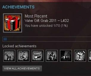 Left 4 Dead 2 - Valve Gift Grab 2011 - L4D2 Achievement in 2015