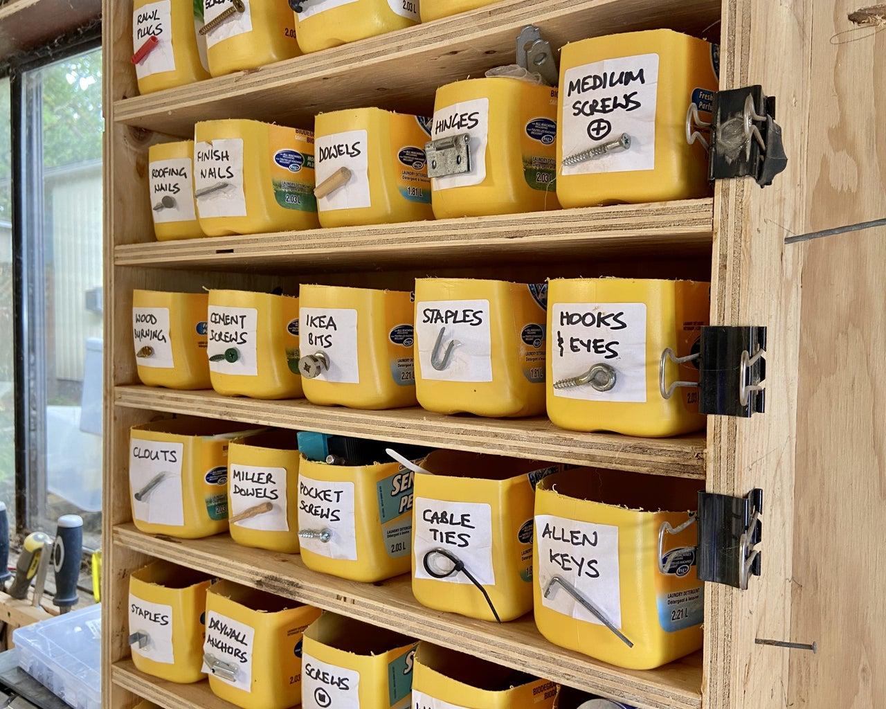 Hardware Storage System