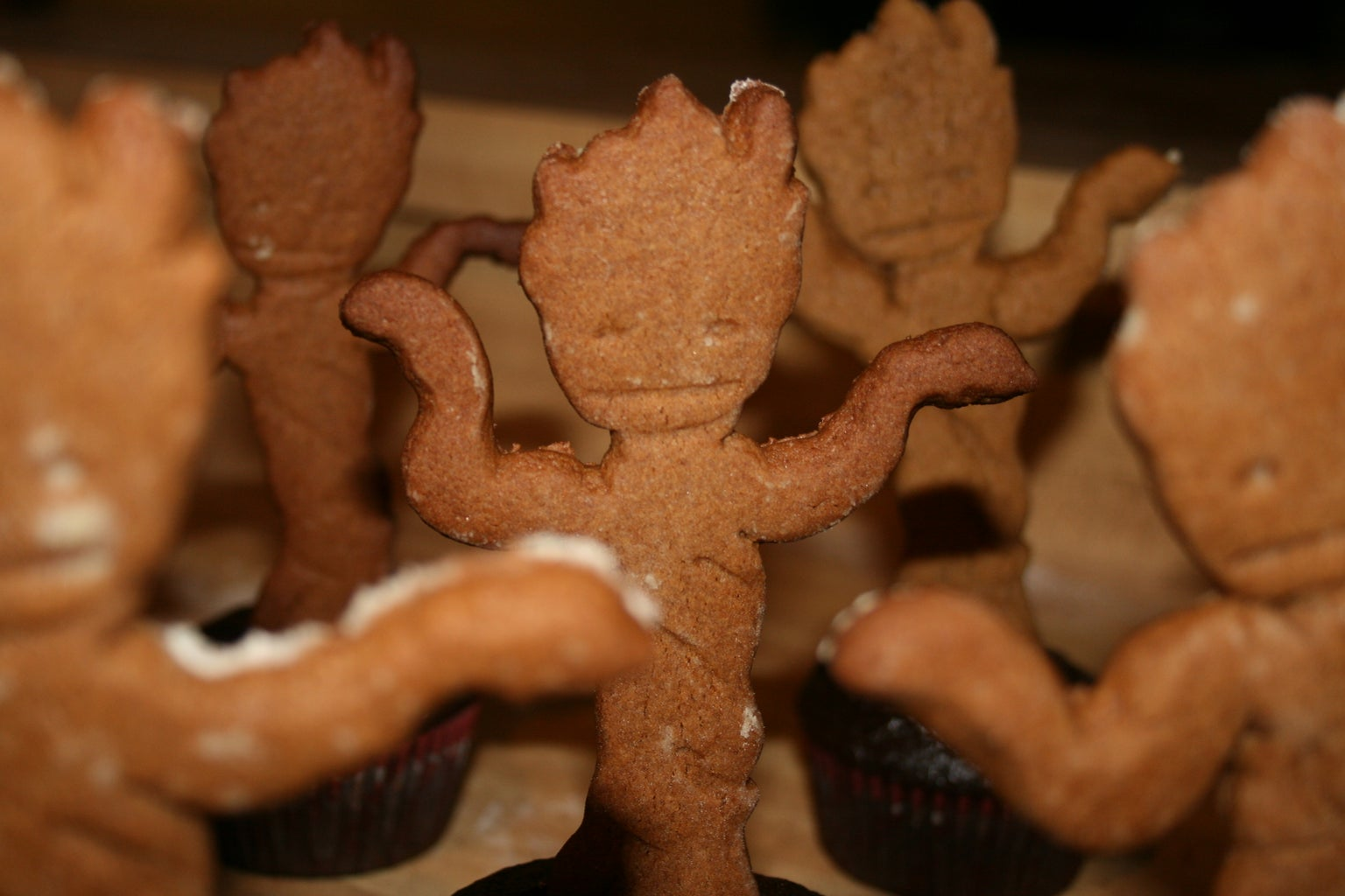 Groot Assemble!!