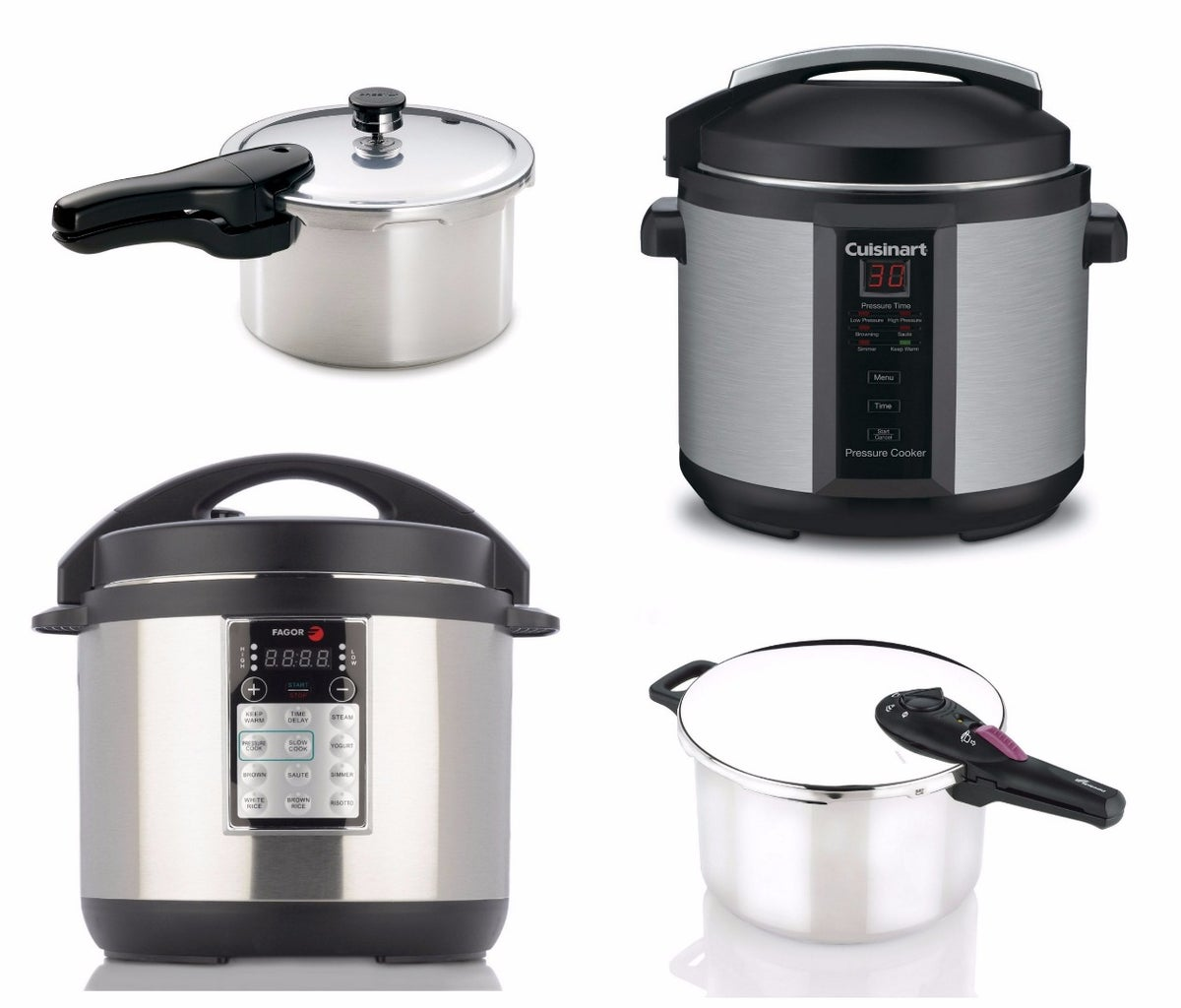 Choosing a Pressure Cooker