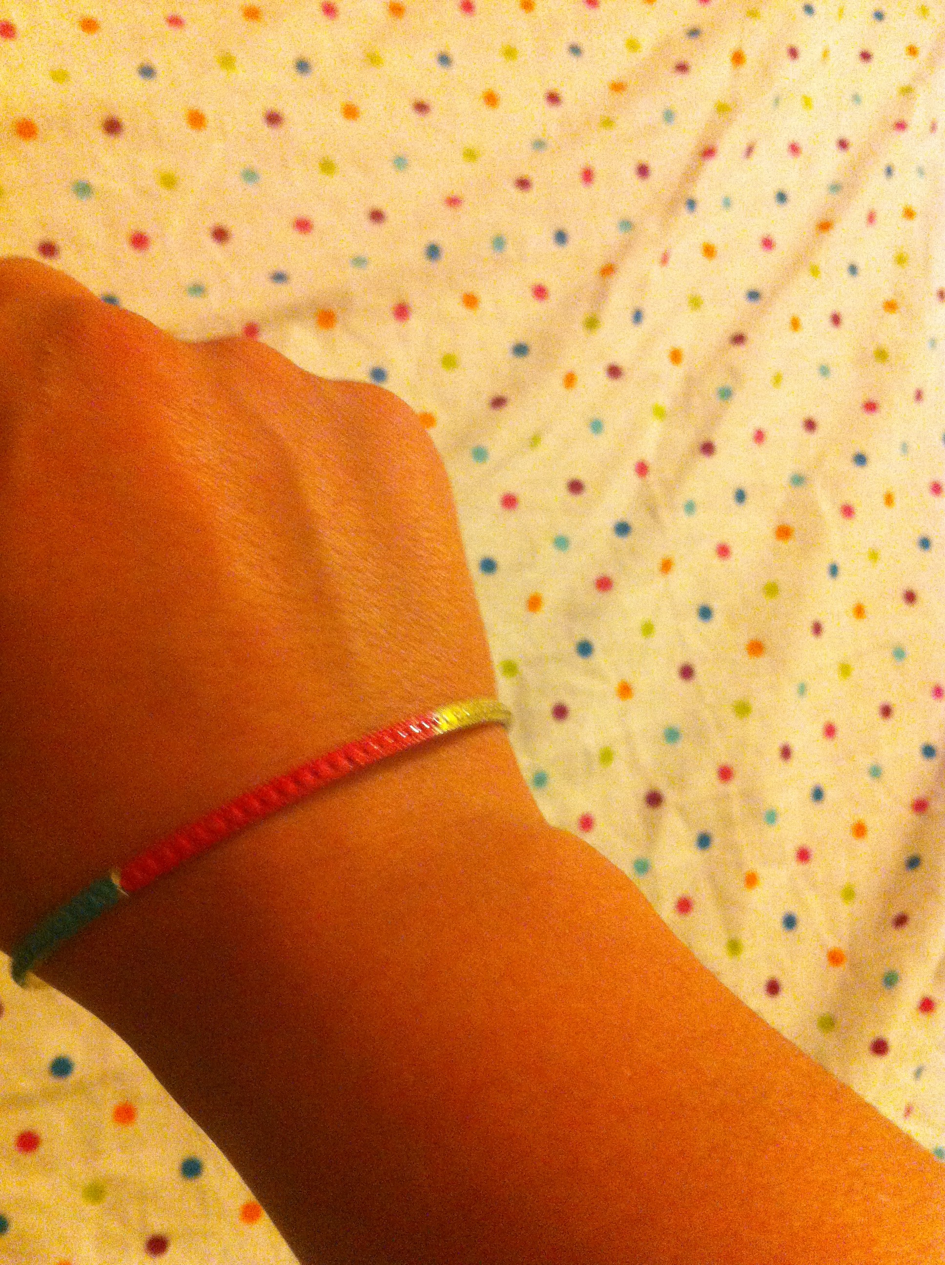 Change An Ugly Bracelet To An Awesome One