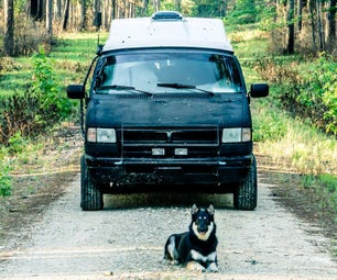 How to VanLife With a Dog