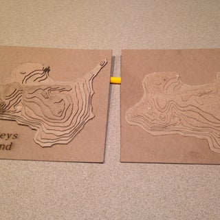 Easy 3D Topographical Maps With Slicer