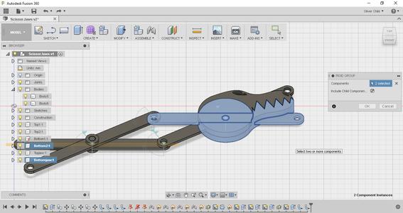 Jaws: Bringing Them Into 3D