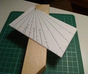 Simple Angle Ruler