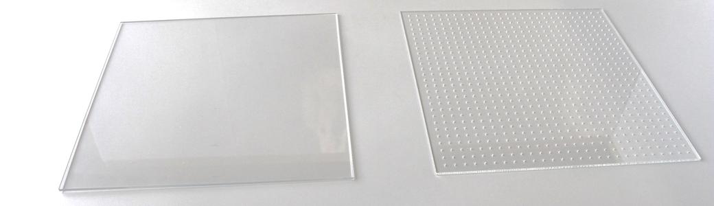 Lasercut Starting + Transfer Plates