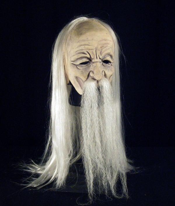 Latex Wizard Mask