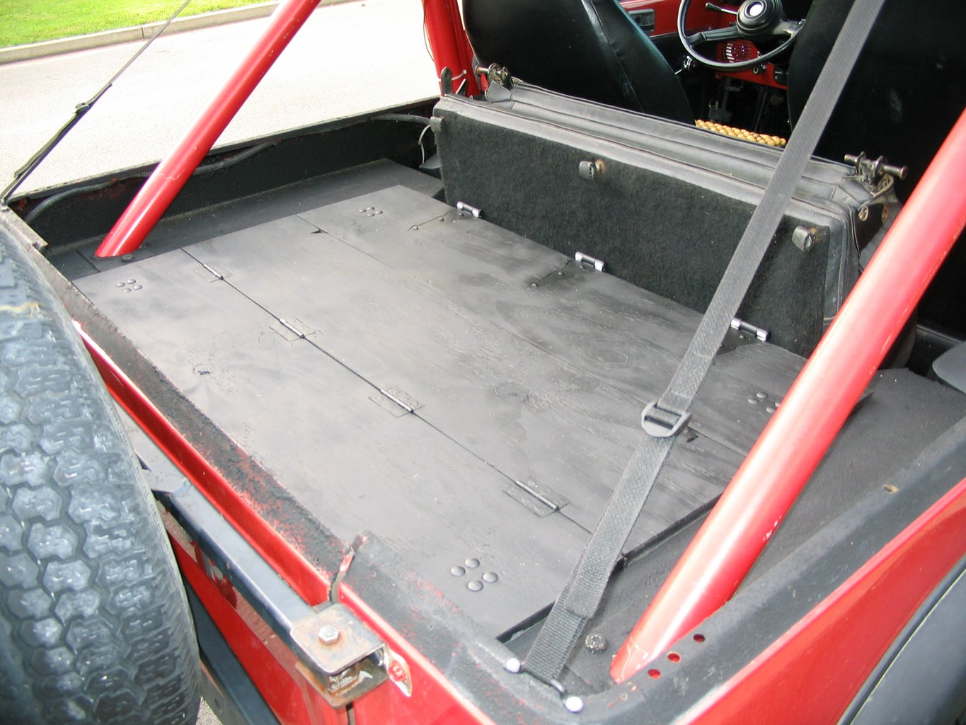 Jeep Trunk