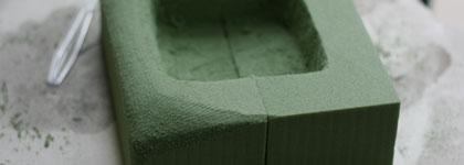 Create a Custom Cement Cigar Ashtray