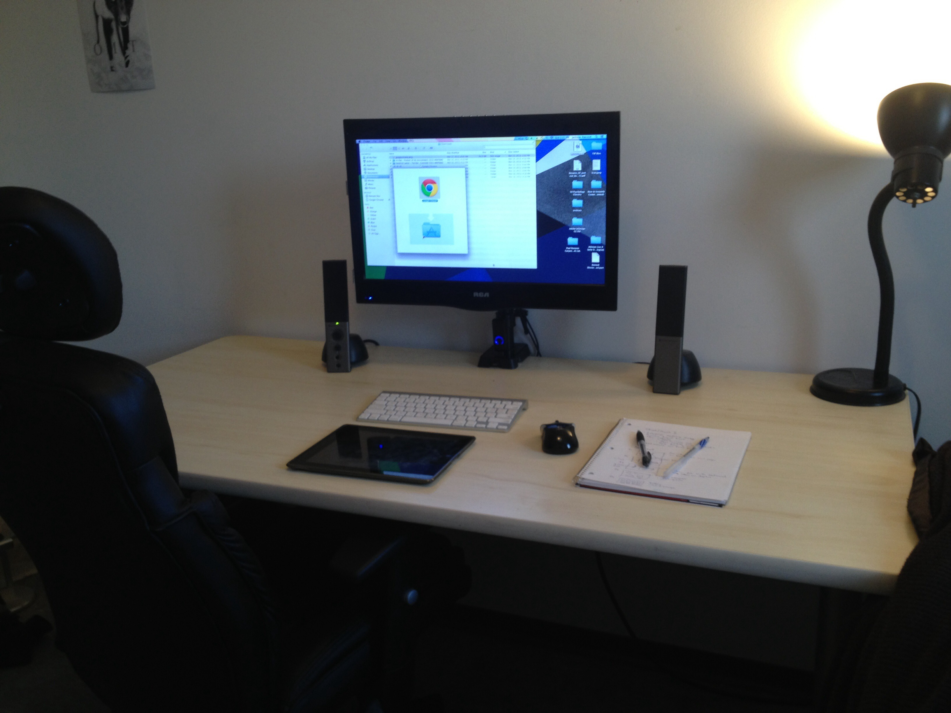 Smart Desk For Home Automation
