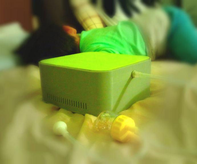 Baby's snot aspirator
