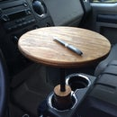 Portable Car Table And Glovebox Kit