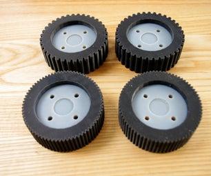 Servo Wheels