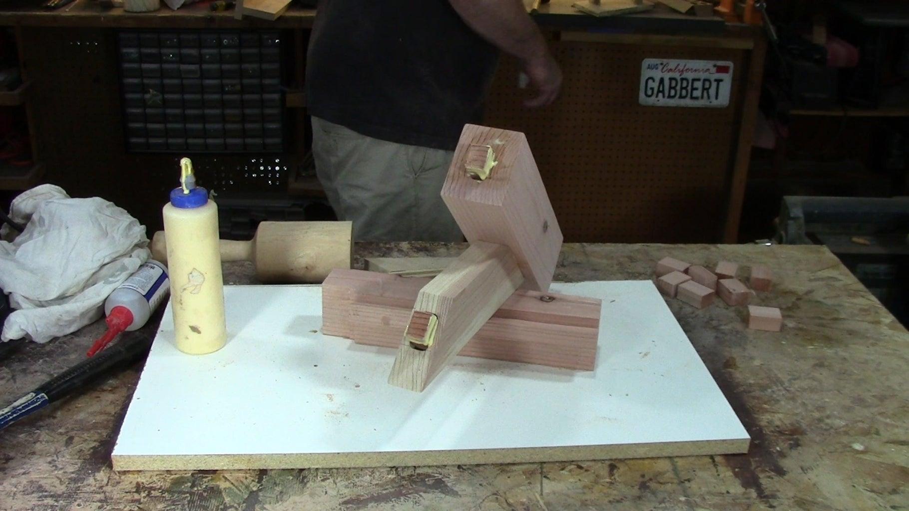 Glue Everything Together.