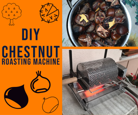Automatic Chestnut Roasting Machine
