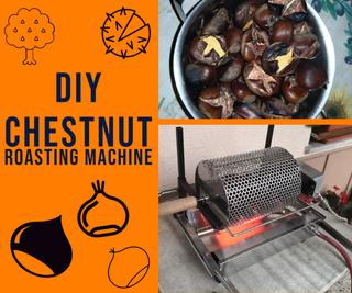 Automatic Chestnut Roasting Machine
