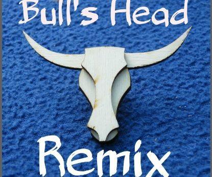 Wooden Bull's Head Remix