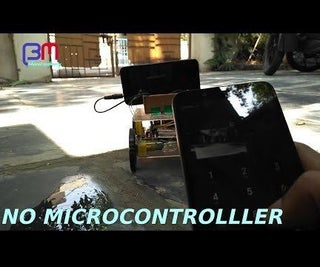 DTMF VIDEO STREAMING ROVER