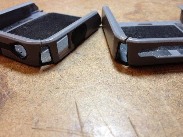 Smart Phone Case Repair W/ Sugru