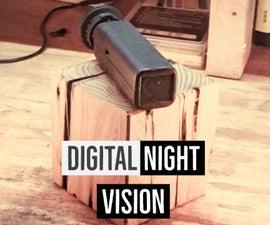 3D Printed Night Vision Scope